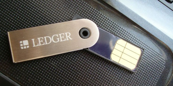 Ledger Wallet Deutsch
