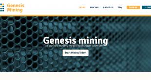 Genesismining