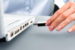 USB Key Internetsicherheit