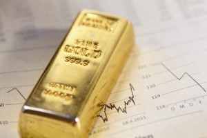 Zahlungen in Gold