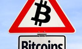 Bitcoin Vorsicht