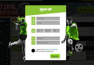 Bitcoin EM Sportwette - sportsbet.io