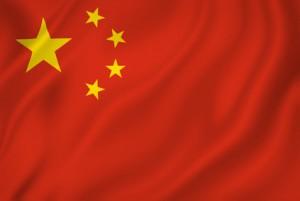 China Flagge