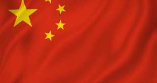 China Flagge