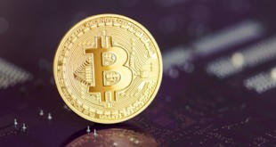 Photo Golden Bitcoin