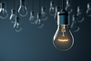 Bitcoin Mining mit Glühbirnen