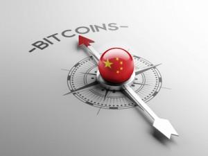 China  Bitcoin Concept