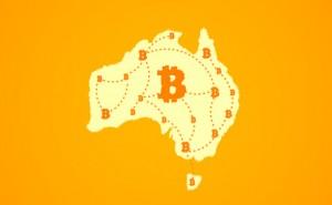 Bitcoin Australia Map
