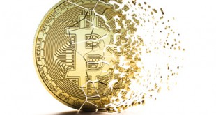 Bitcoin disintegrating