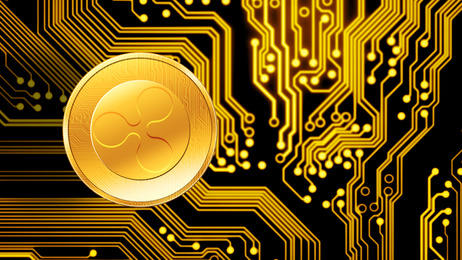XRP Ripple Coin is a blockchain cryptocurrency payment network for financial transactions