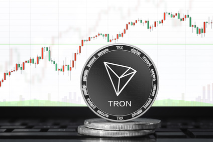 Chinese celebrity tron cryptocurrency