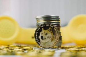 Dogecoin phone concept