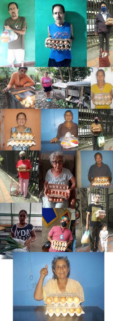 Spenden Empfänger in Venezuela Bild 2