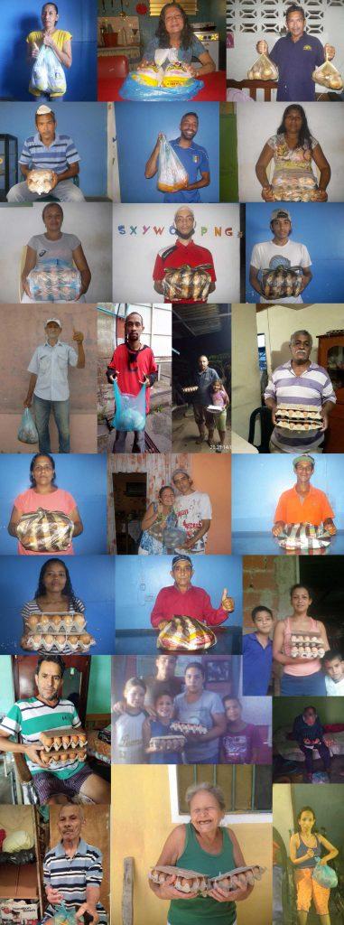 Spenden Empfänger in Venezuela Bild 1